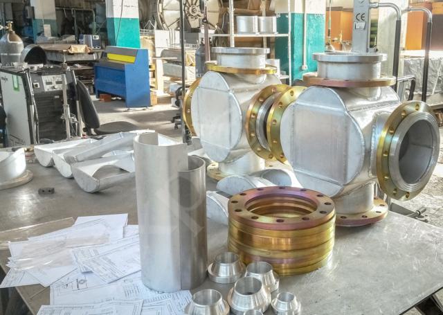 пластинчато-ребристые теплообменники для компрессорной техники