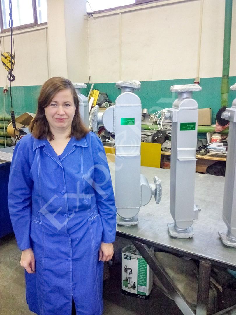пластинчато-ребристые теплообменники для криогенного рефрижератора