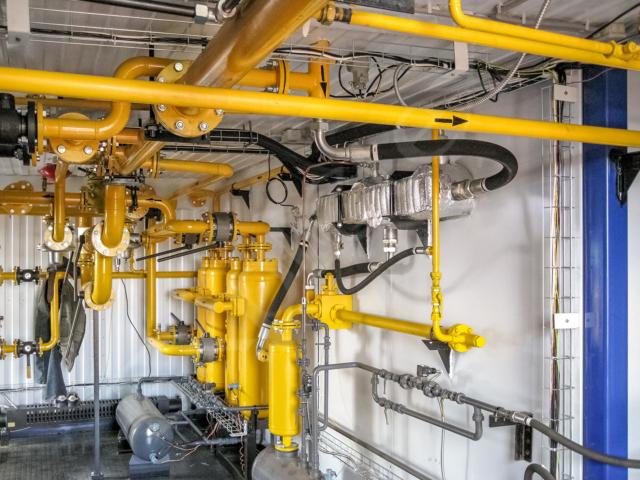 ПРТ для попутного нефтяного газа